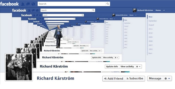 amazing facebook cover richard karstrom