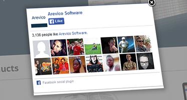 averico facebook popup