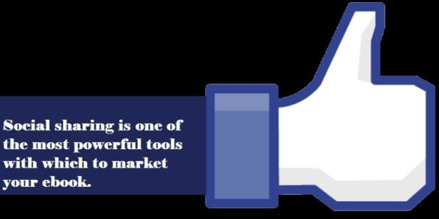 market your ebook using social networks