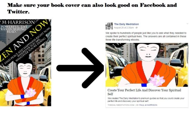 marketing an ebook on facebook and twitter