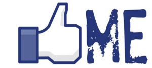 tell people to like you on facebook