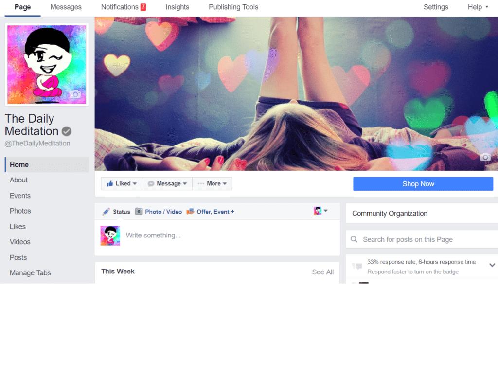 social media TDM