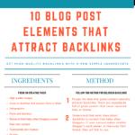 how to get backlinks for blog posts