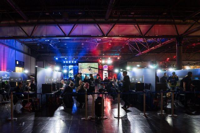 marketing esports events