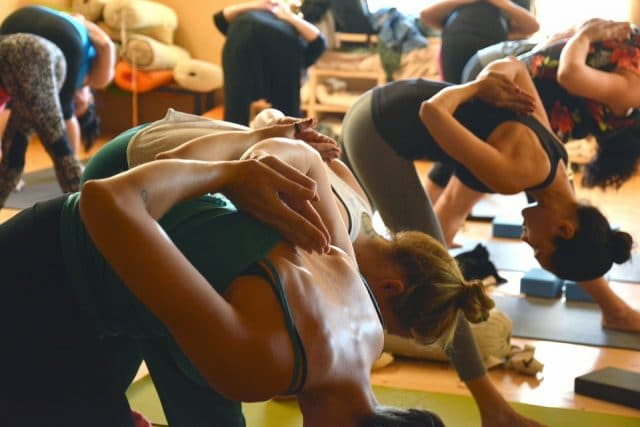 seo for yoga studio