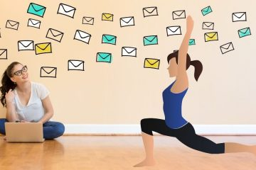 email marketing for yoga meditation spiritual